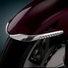 Nakładka z diodami na przedni błotnik motocykla Goldwing GL1800