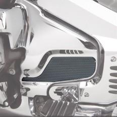 Carbonowe nakładki na silnik motocykla Goldwing