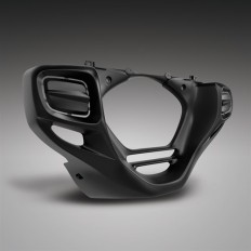 BLACK LOWER COWL RECTANGULAR Goldwing