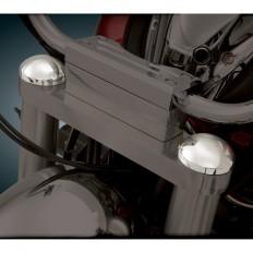 Nakładki na śruby lag motocykli Honda VTX1800 i Suzuki