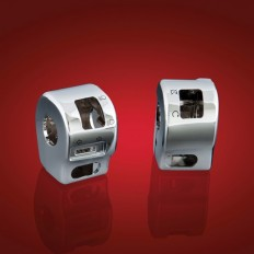 81-110 1 Chrome Switch Boxes