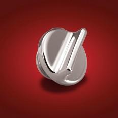 82-205 1 Chrome Oil Filler Cap