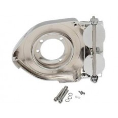 Chrome Hypercharger Back Half, Late Inlet