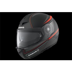 Schuberth C3 Pro Dark Classic Orange