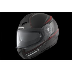 Schuberth C3 Pro Dark Classic Red