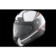 Schuberth C3 Pro Women Classic Red