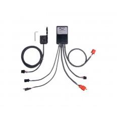 Bluetooth cell/GPS/radar kit