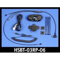 Helmet Headset Conversion KIT Goldwing