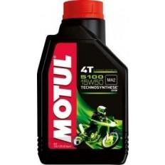 Olej silnikowy MOTUL 5100 4T 15W50 Półsyntetyczny