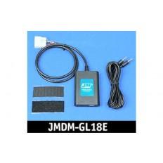 Cyfrowy odtwarzacz muzyczny USB / Aux / Bluetooth Goldwing