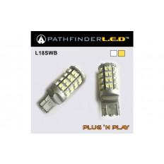 Dwukolorowa żarówka LED