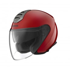 Schuberth M1 Metropolitan Roma Red