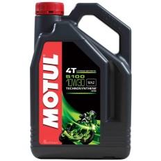 Olej silnikowy MOTUL 5100 4T 10W30 Półsyntetyczny
