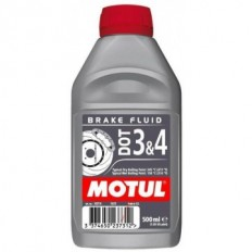 Płyn hamulcowy Motul DOT 3&4 0,5L Syntetyczny