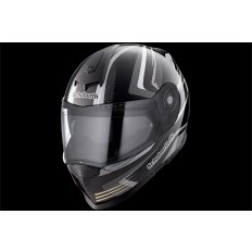 Schuberth S2 Sport Ghost  Black Silver