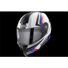 Schuberth S2 Sport Ghost White Blue Red