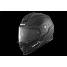 Schuberth S2 Sport Dark Wave Red