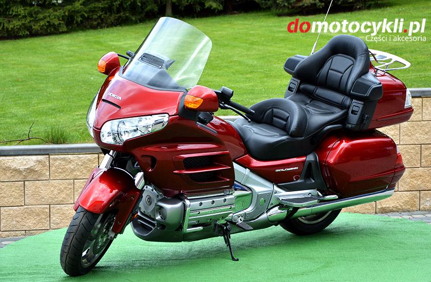 Honda Gold Wing GL1800 czerwona