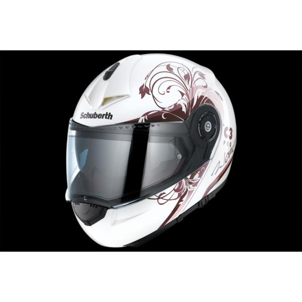 Kask motocyklowy Schuberth damski
